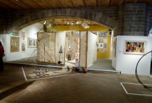 Exposition Unfinished Stories, Biarritz
