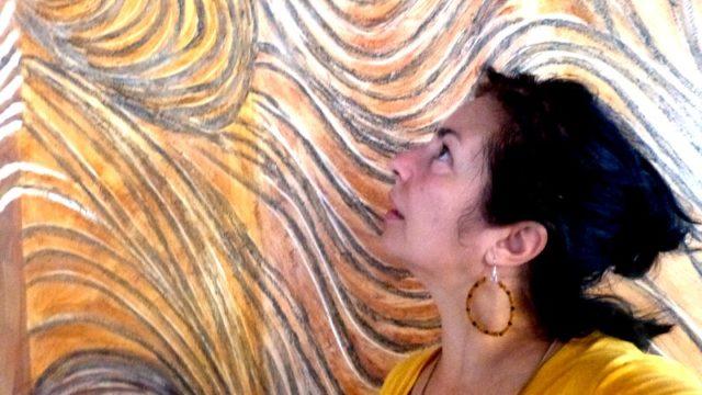 Fresque SPIP Cayenne, Guyane